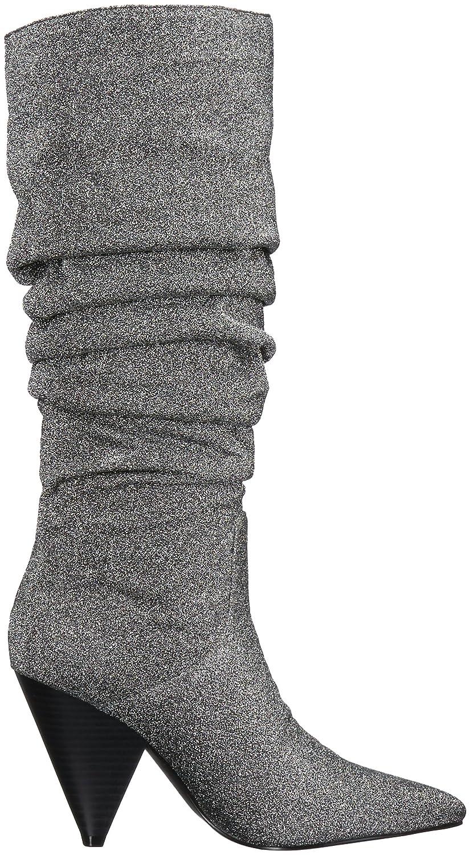 Indigo Rd. Women's 8.5 Fayen Fashion Boot B072MFZGVZ 8.5 Women's B(M) US|Silver 6b2818