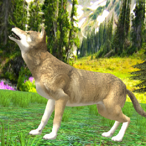 Wolf Quest,Wolf Simulator,Wolf Game (Free Wolf Quest)