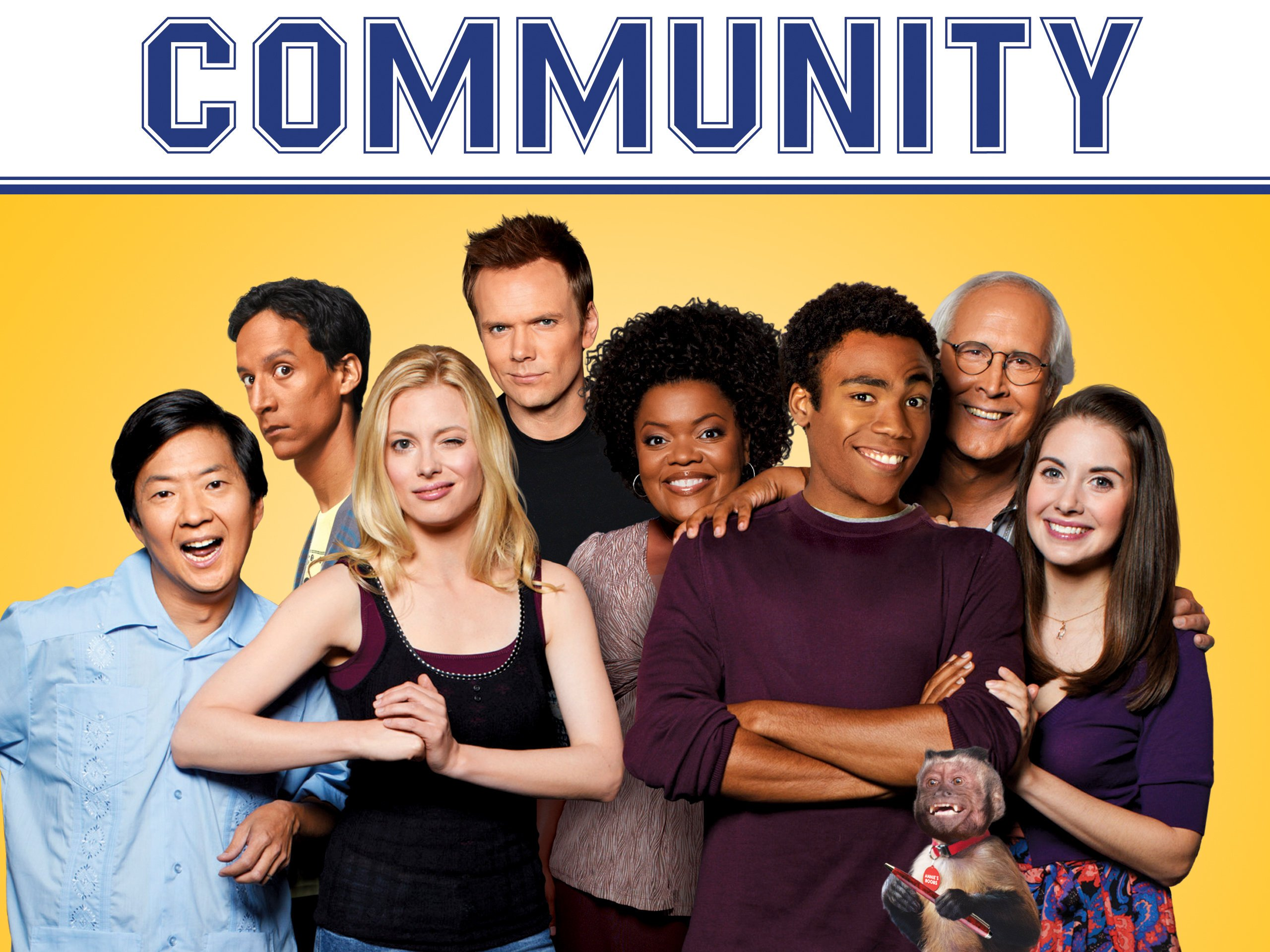 Watch Community Season 1 | Prime Video