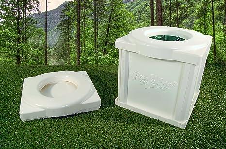 Popaloo bagno portatile da campeggio: amazon.it: sport e tempo libero