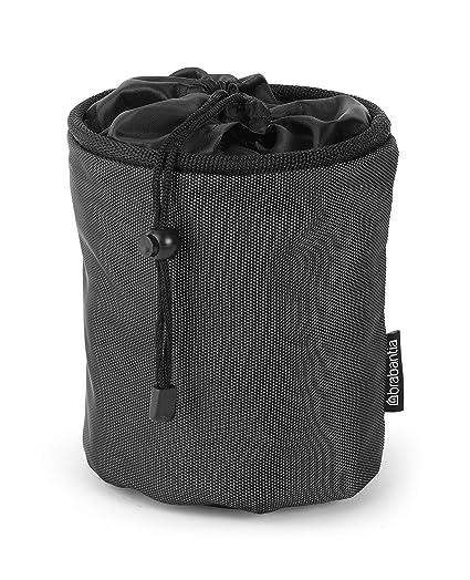 Brabantia 105760 Bolsa para Pinzas, Negro, Estándar