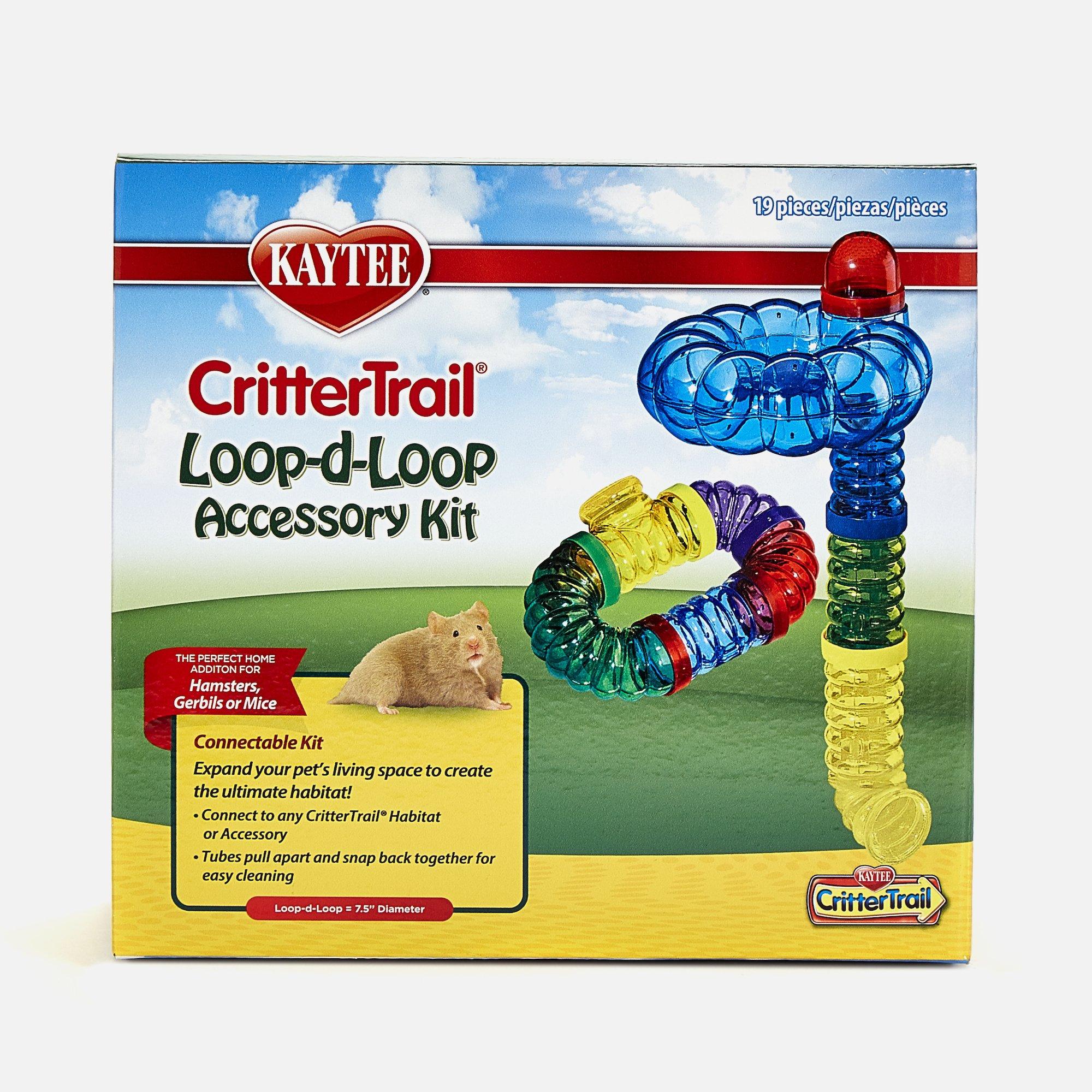 Kaytee Crittertrail Loop D Loop Accessory Kit