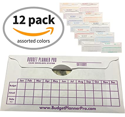amazon com cash envelope system budget planner wallet organizer