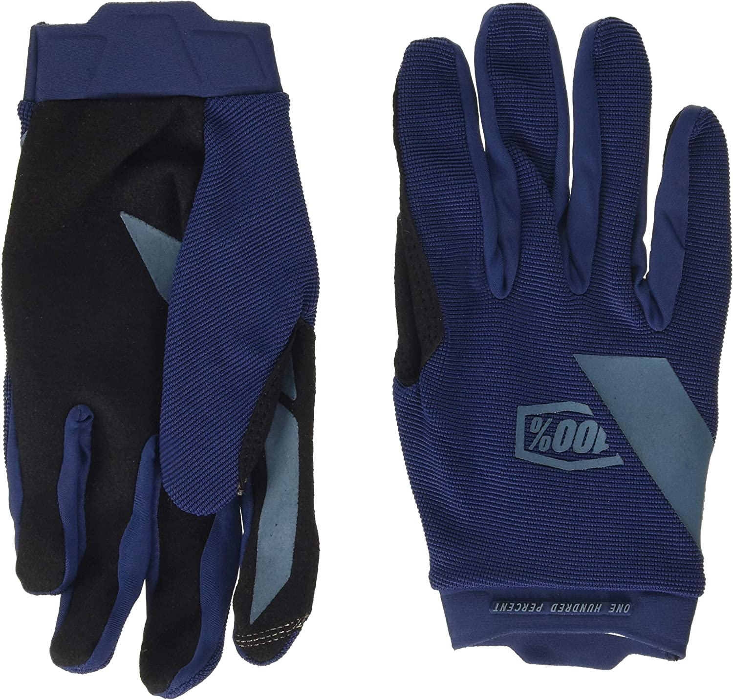 100/% Ridecamp Mens Off-Road Motorcycle Gloves Fatigue//Small