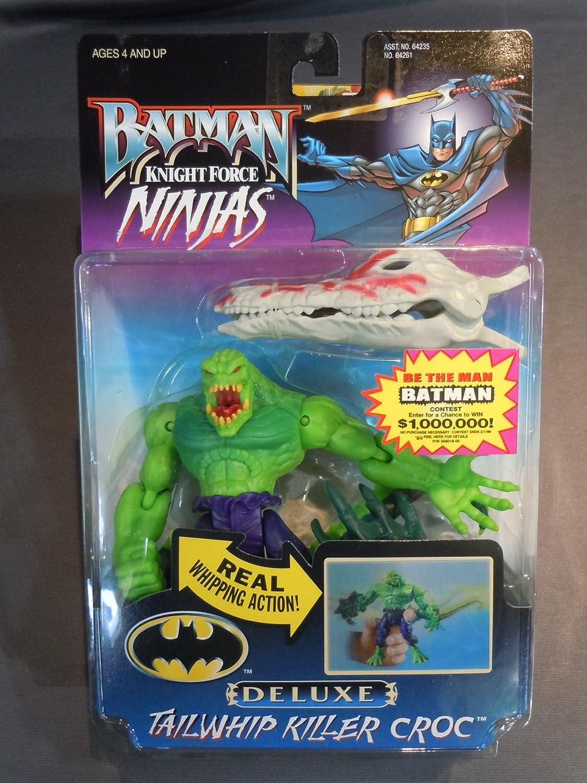Prannoi Batman ~ Knight Force Ninjas ~ Tailwhip Killer Croc ~ 6