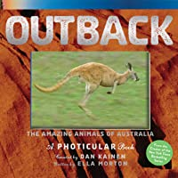 Image for Outback: The Amazing Animals of Australia: A Photicular Book
