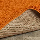 Sweet Home Stores Cozy Shag Collection Solid Shag