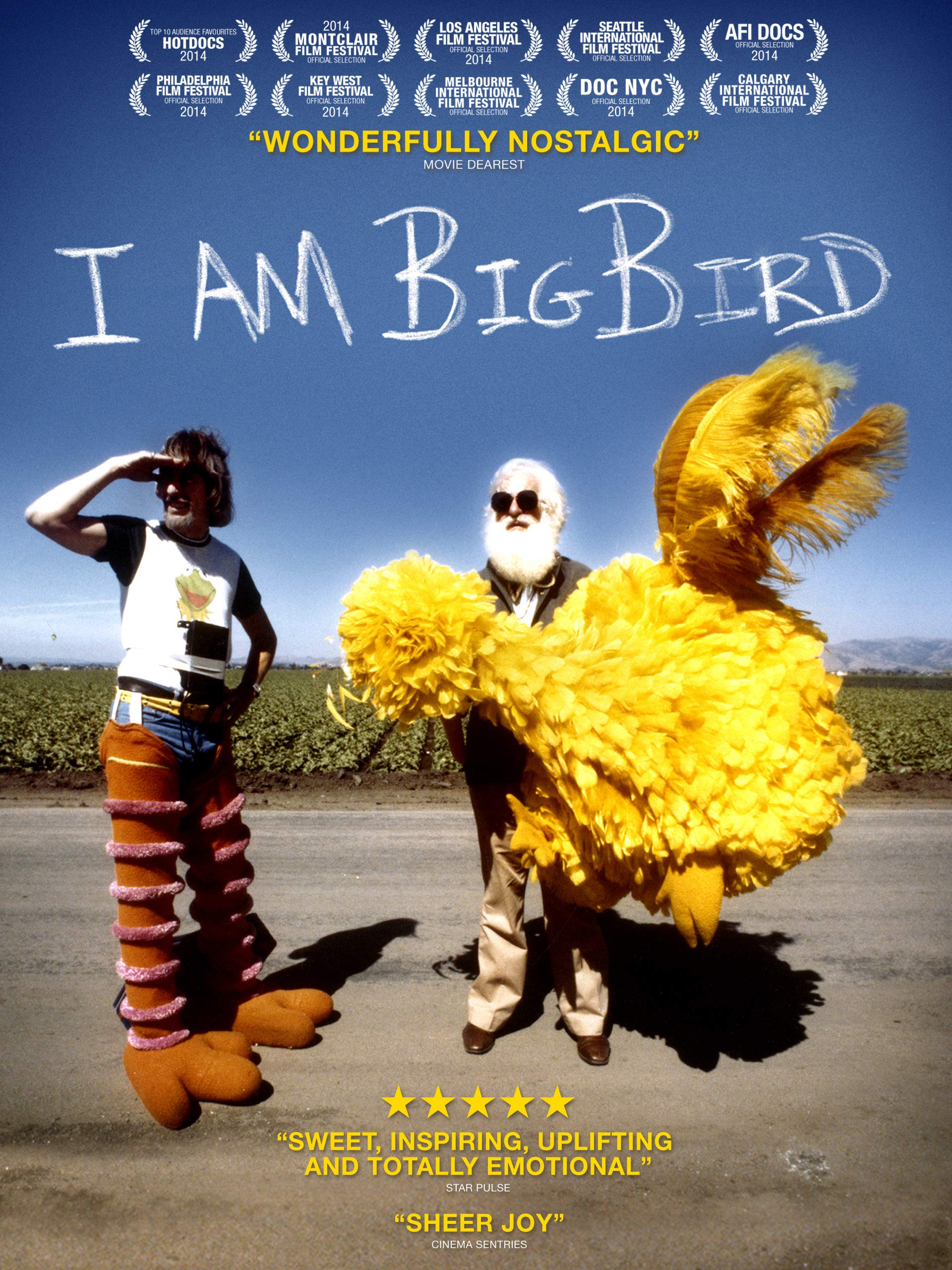 I Am Big Bird on Amazon Prime Video UK