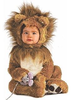 Amazon incharacter costumes babys lil lion costume clothing rubies costume infant noah ark lion cub romper solutioingenieria Gallery