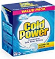 Cold Power Advanced Clean, Powder Laundry Detergent, 4kg, Suitable for Front and Top Loaders