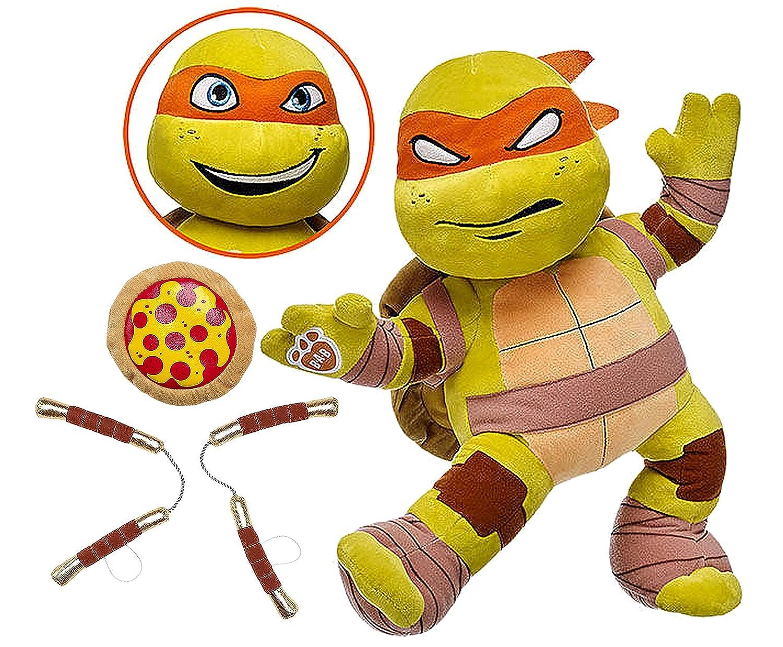Amazon.com: Build a Bear Michelangelo Teenage Mutant Ninja ...