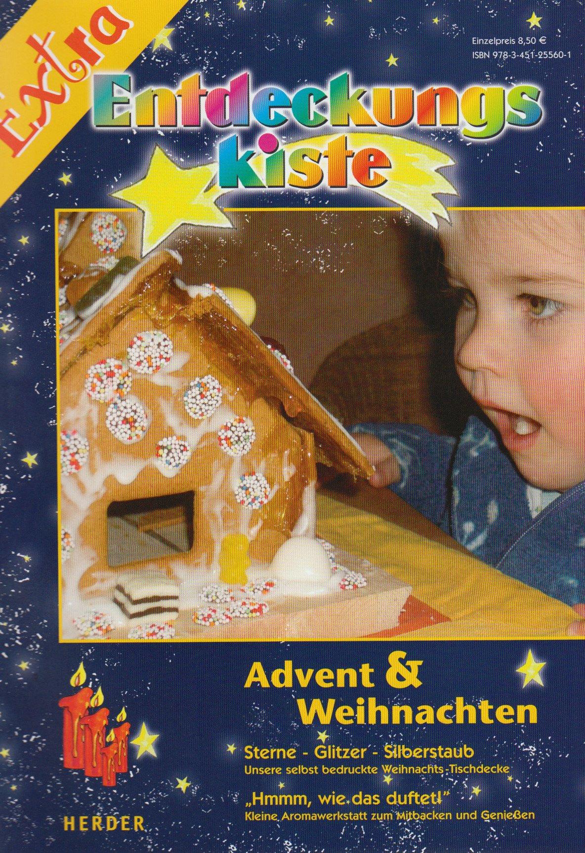 Advent & Weihnachten: Entdeckungskiste extra