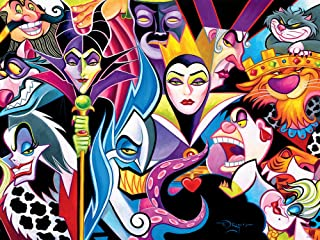 product image for Ceaco Perfect Piece Count Puzzle - The Disney Collection - Villains