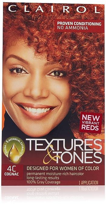 Amazon.com : Clairol Professional Textures and Tones Permanent Hair ...
