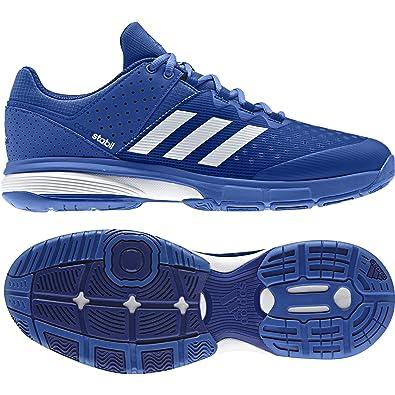 Adidas Stabil De Adulte Chaussures Court Handball bleu Mixte g1gcZpwWq