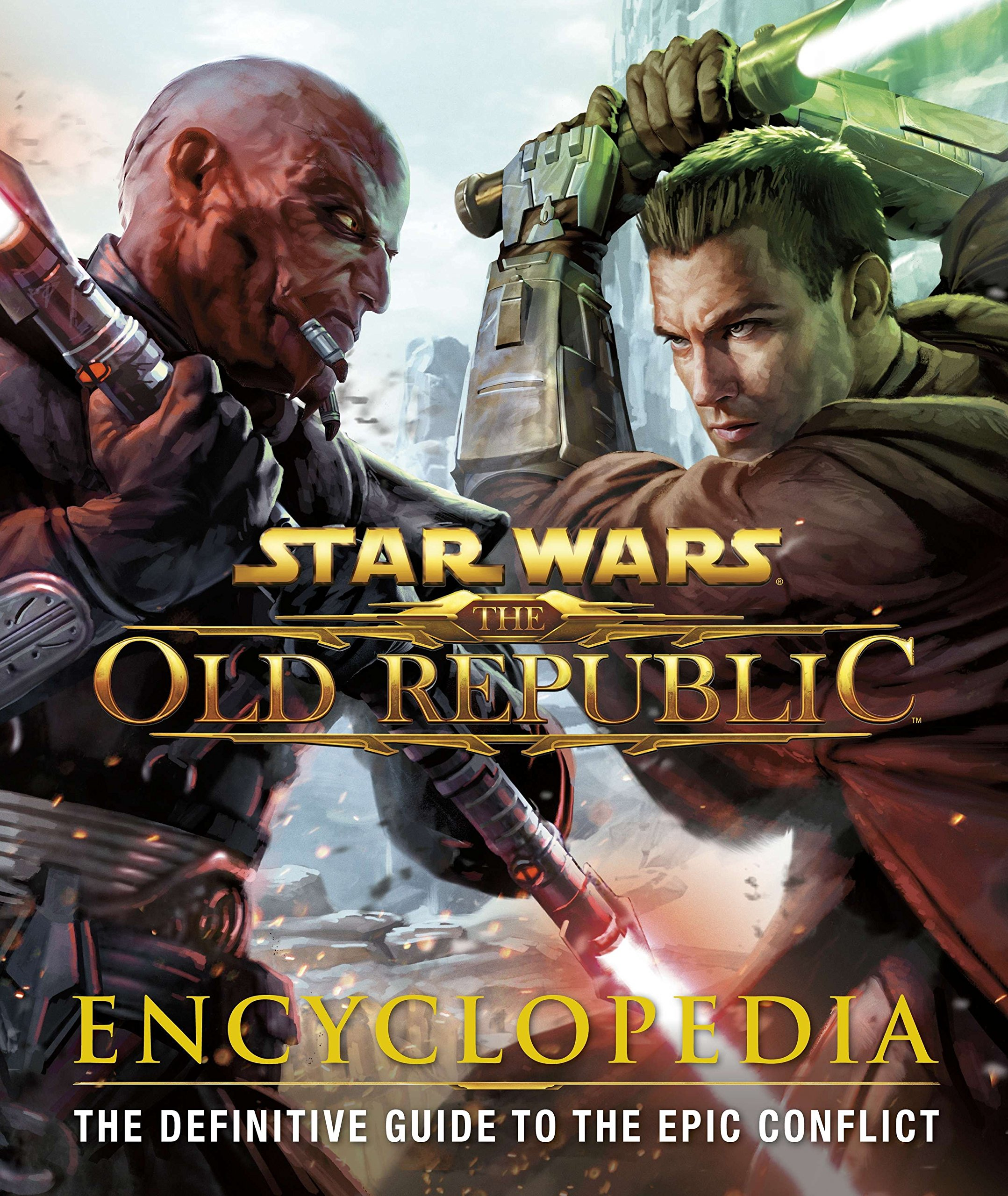 Star Wars The Old Republic Encyclopedia Ian Ryan Charles