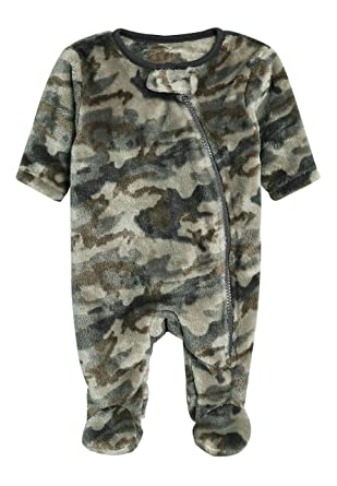 next Bebé-Niños Pijama Polar Tipo Pelele (0 Meses - 3 Años) Camuflaje 2-3 Años: Amazon.es: Ropa y accesorios