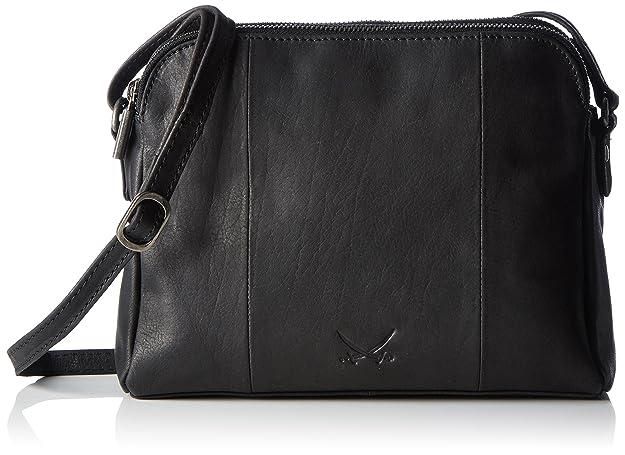 Womens Zip Bag Cross-Body Bag Sansibar ElQKZp