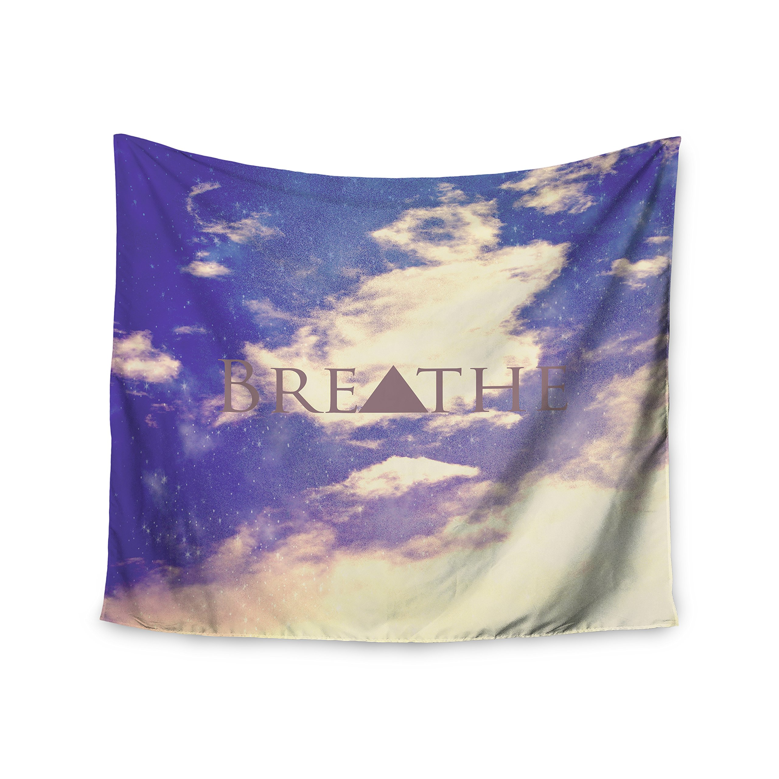 KESS InHouse Rachel Burbee Breathe Wall Tapestry, 68'' X 80'' by KESS InHouse