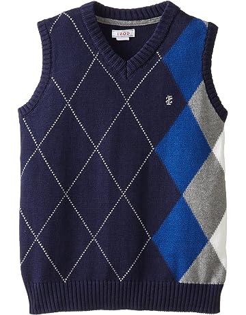 658db78e9 IZOD Boys  Argyle Sweater Vest