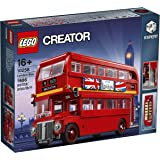 Lego 10258 London Bus Blocks 16 Years & Above, Multi color
