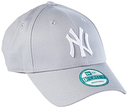 90 opinioni per New Era- MLB Basic NY Yankees 9Forty Adjustable, Baseball beretto da uomo