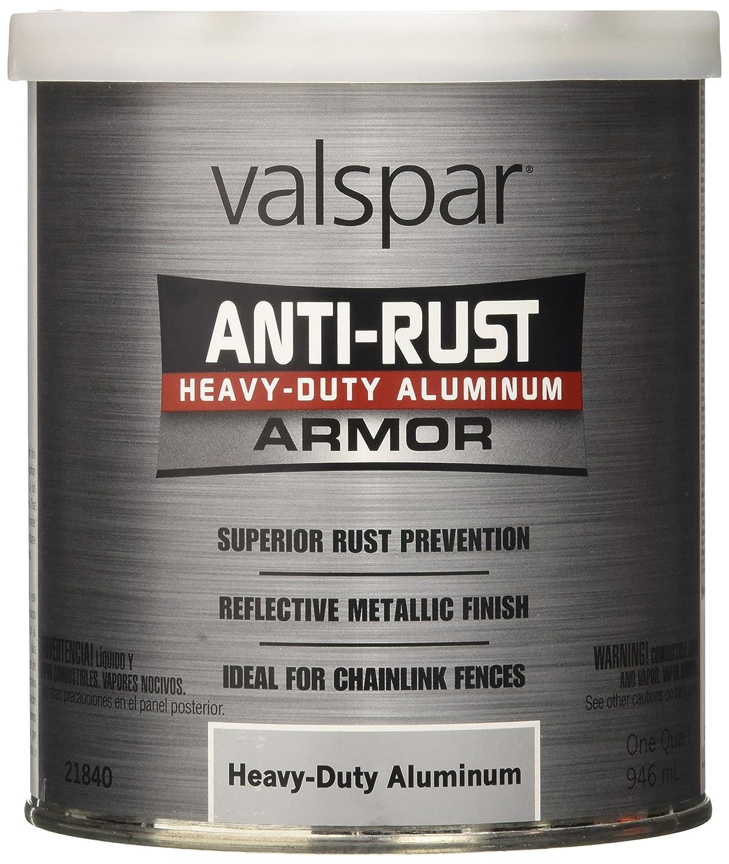 Valspar 21840Q H-D Aluminum Enamel - 1 Quart