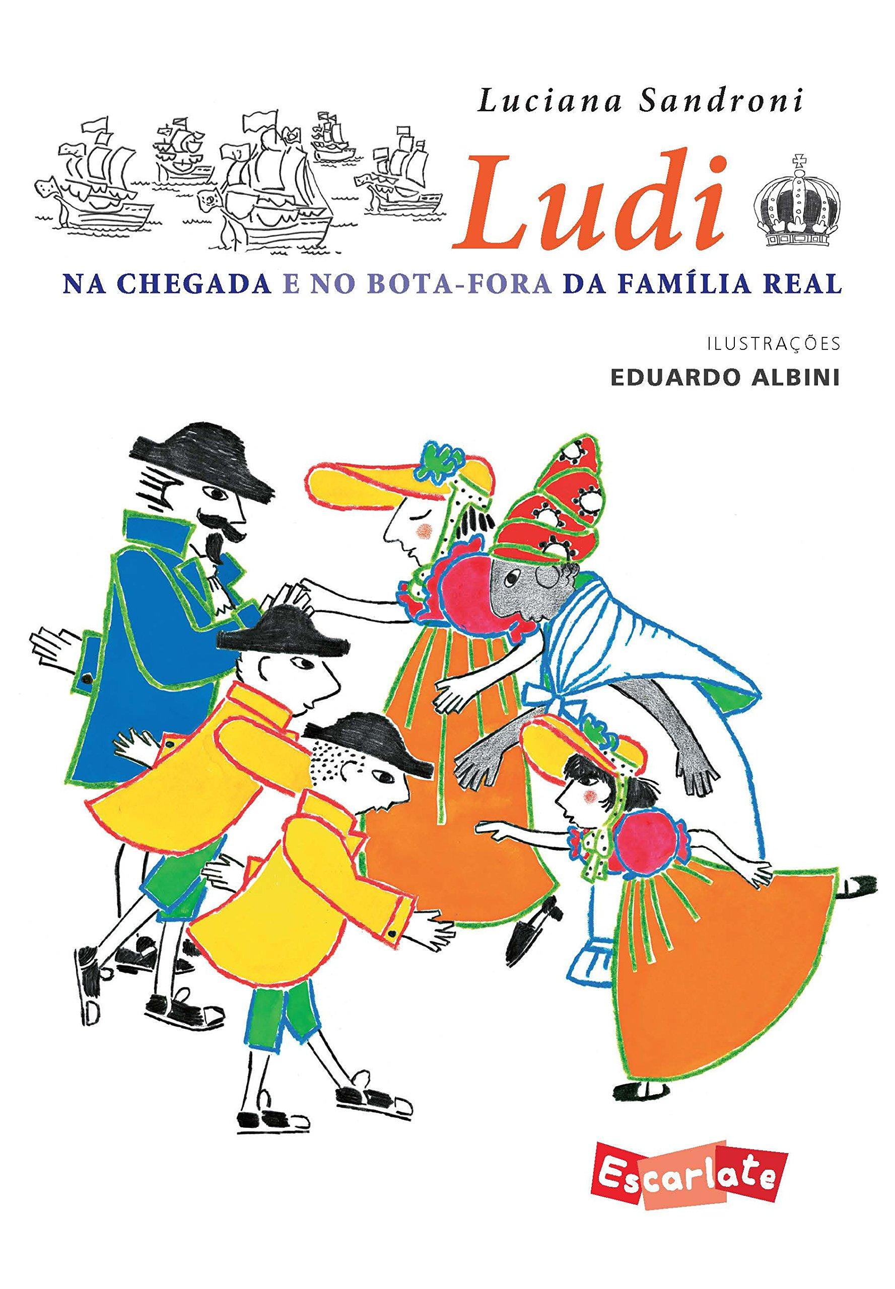Download Ludi na Chegada e no Bota-fora da Fam'lia Real ebook