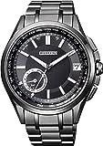 [シチズン]CITIZEN 腕時計 ATTESA アテッサ エコ・ドライブGPS衛星電波時計 F150 ダイレクトフライト 針表示式 CC3015-57E メンズ