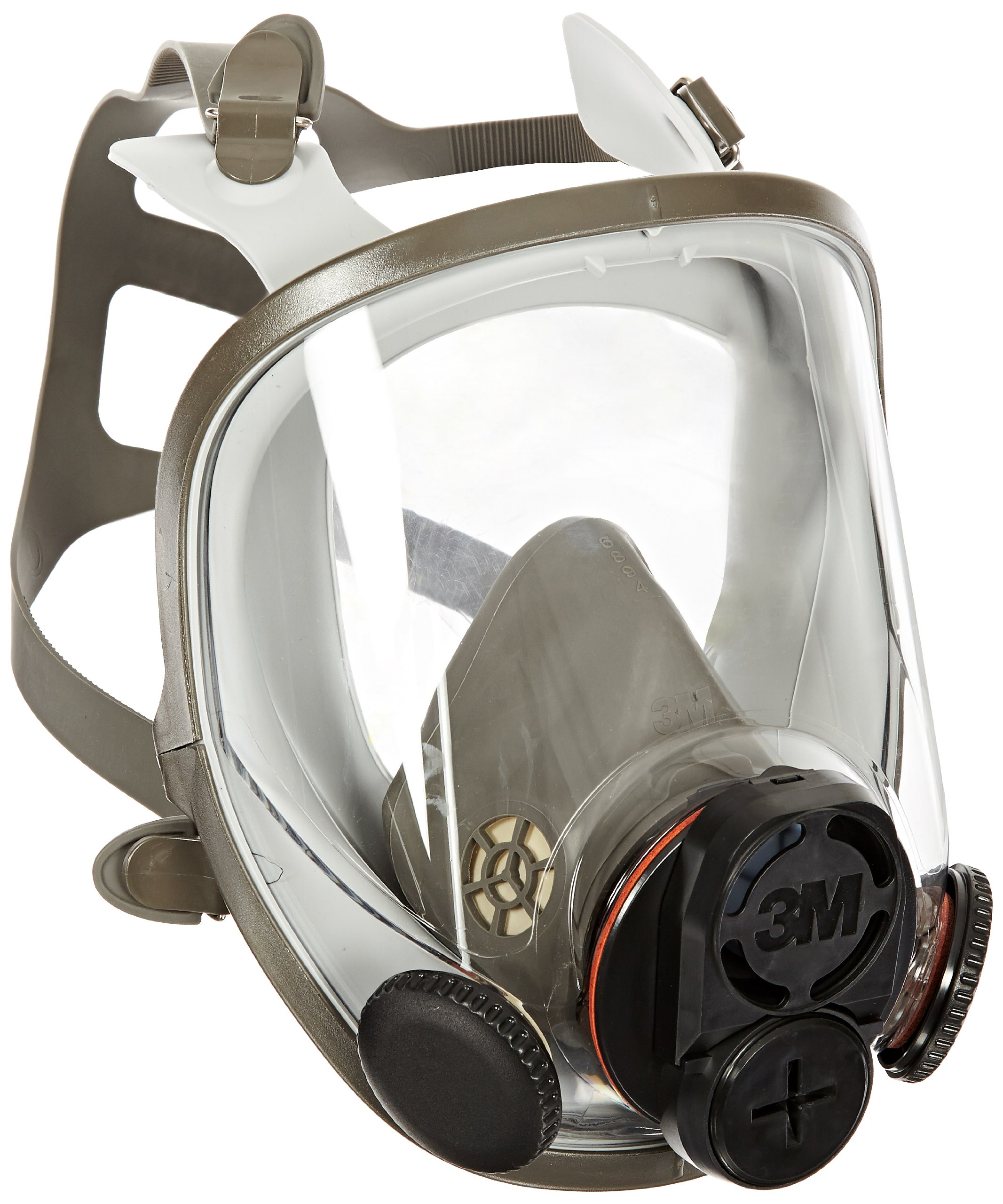 3M Full Facepiece Reusable Respirator 6700DIN, Respiratory Protection, Small
