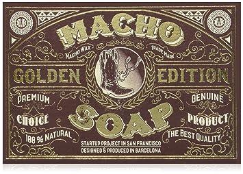 THE MACHO SOAP jabón para barba 150 gr