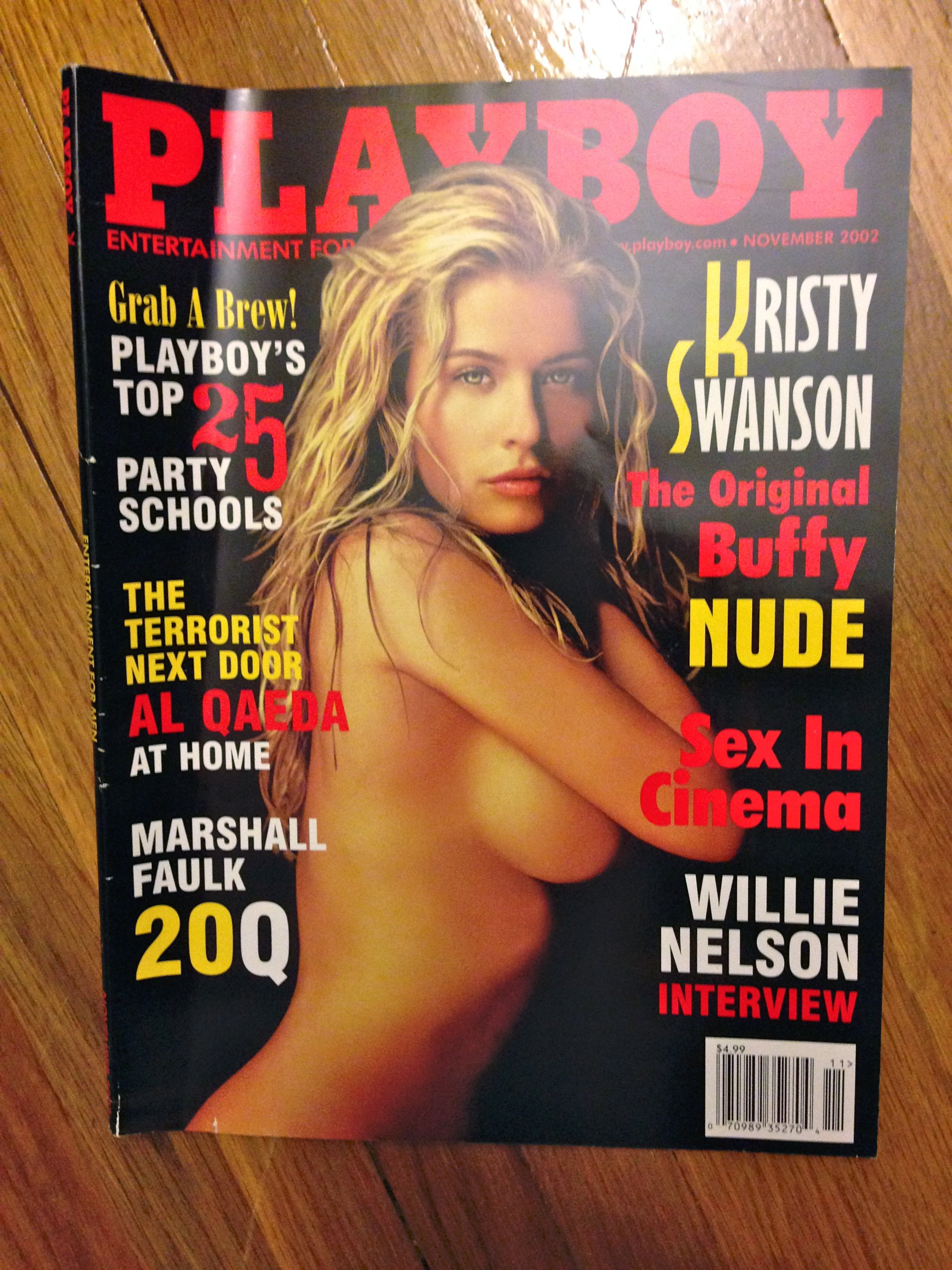 Valuable message kristy swanson playboy