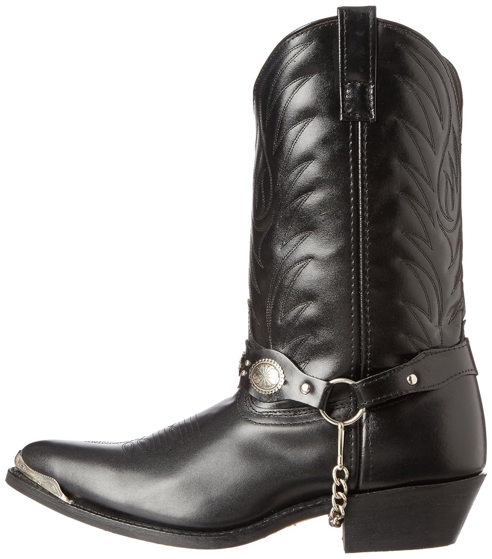 Laredo Men's Tallahassee Western Boot B000A1J66S 11.5 D(M) US Black