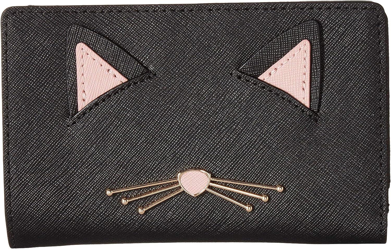 6302f0646390 Amazon.com: Kate Spade New York Women's Cat's Meow Cat Dara Black Multi One  Size: Shoes