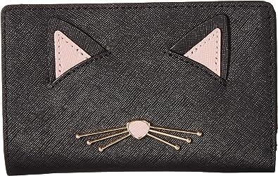 4698c4936bc4 Amazon.com  Kate Spade New York Women s Cat s Meow Cat Dara Black Multi One  Size  Shoes