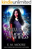 The Ravana Clan Vampires: a Young Adult Paranormal Romance (Complete Series)