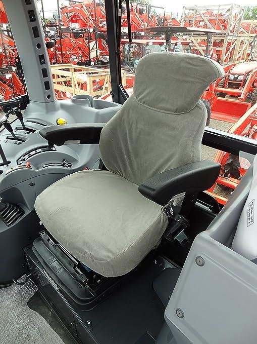 Kubota B7100 Tractor Seat Covers : Kubota b tractor seat cover velcromag