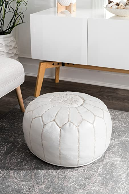 Nuloom Moroccan Pouf
