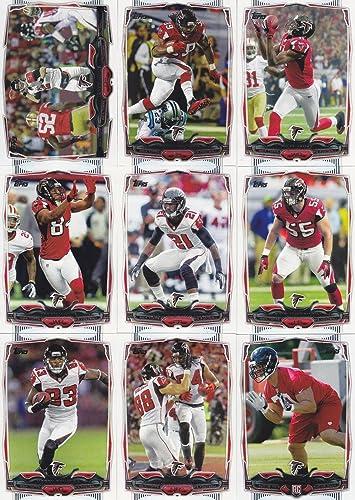 Amazon.com: Atlanta Falcons 2014 Topps NFL Football ...
