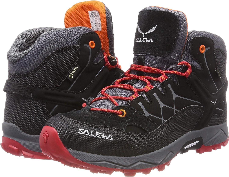Stivali da Escursionismo Alti Bambino SALEWA Jr Alp Trainer Mid GTX