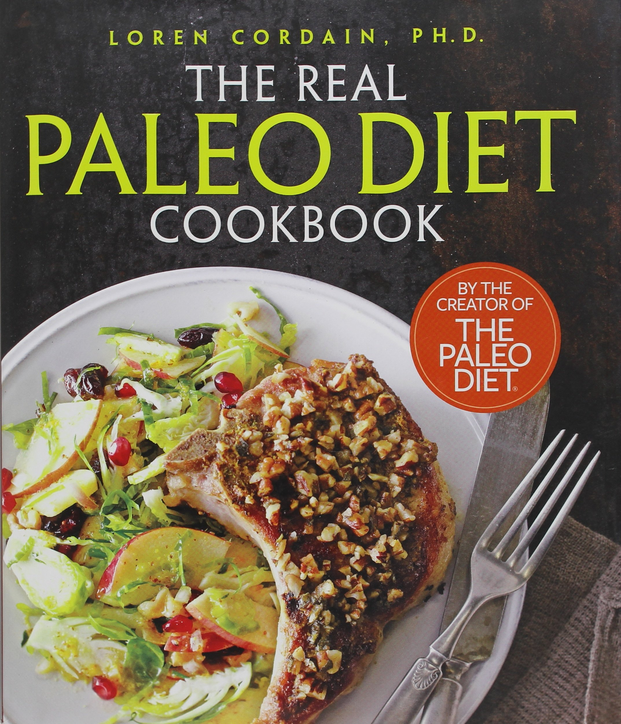 is there a book for paleo diet