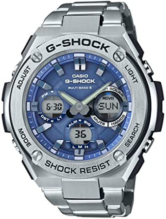 99932027d93 Image Unavailable. Image not available for. Color  CASIO G-SHOCK G-STEEL ...