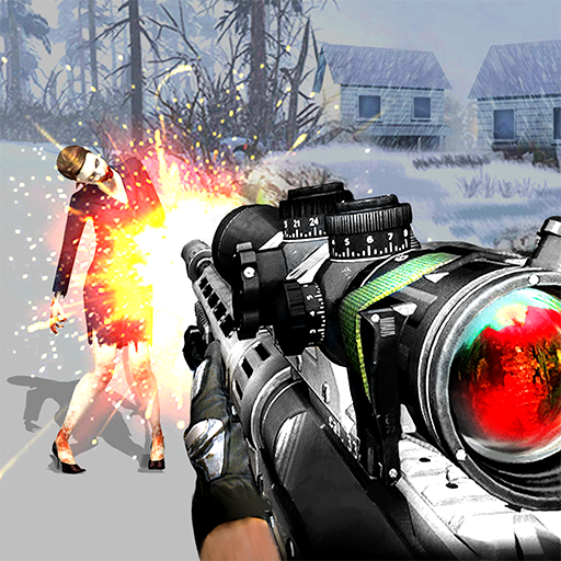 zombie shooting games - 1