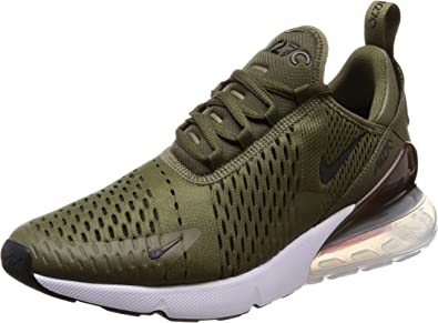 Eso Excelente Interpretación  Amazon.com: Nike Air Max 270 – ah8050 – 201, Verde, 10.5 D(M) US: Shoes