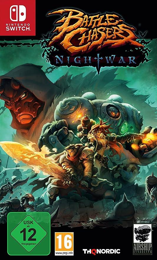THQ Battle Chasers: Nightwar Básico Nintendo Switch Plurilingüe ...