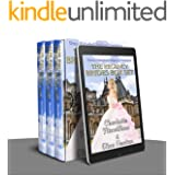 The Regency Brides Box Set: Clean Historical Regency Romance