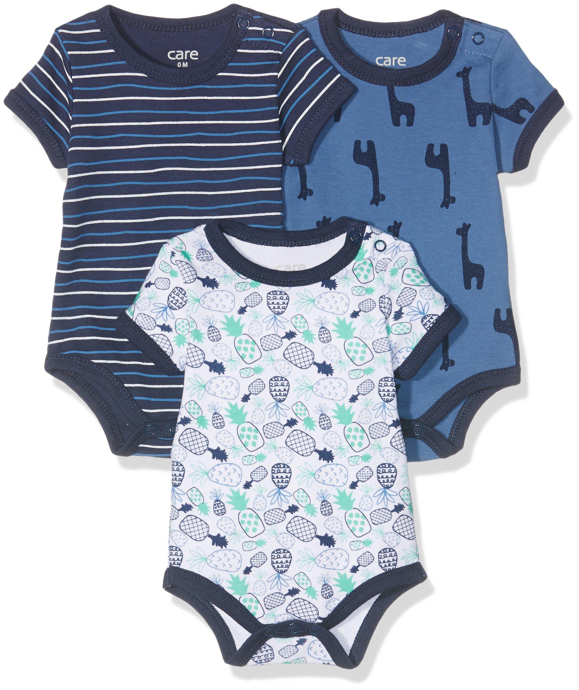 Care Body Bebé-Niñas, Pack de 3