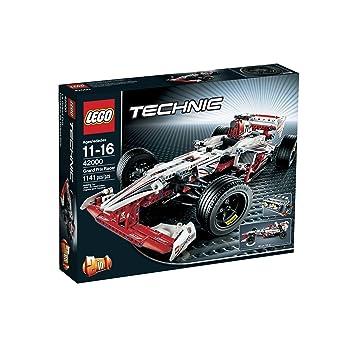 Amazon.com: LEGO Technic 42000 Grand Prix Racer: Toys & Games