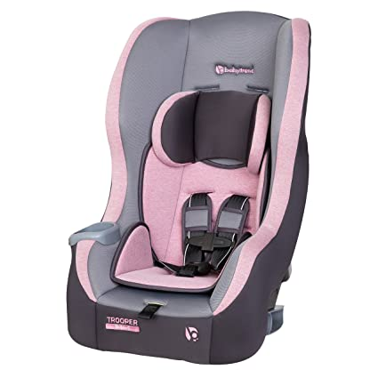 Baby Trend Trooper 3-in-1 Convertible Car Seat - Best For Comfort