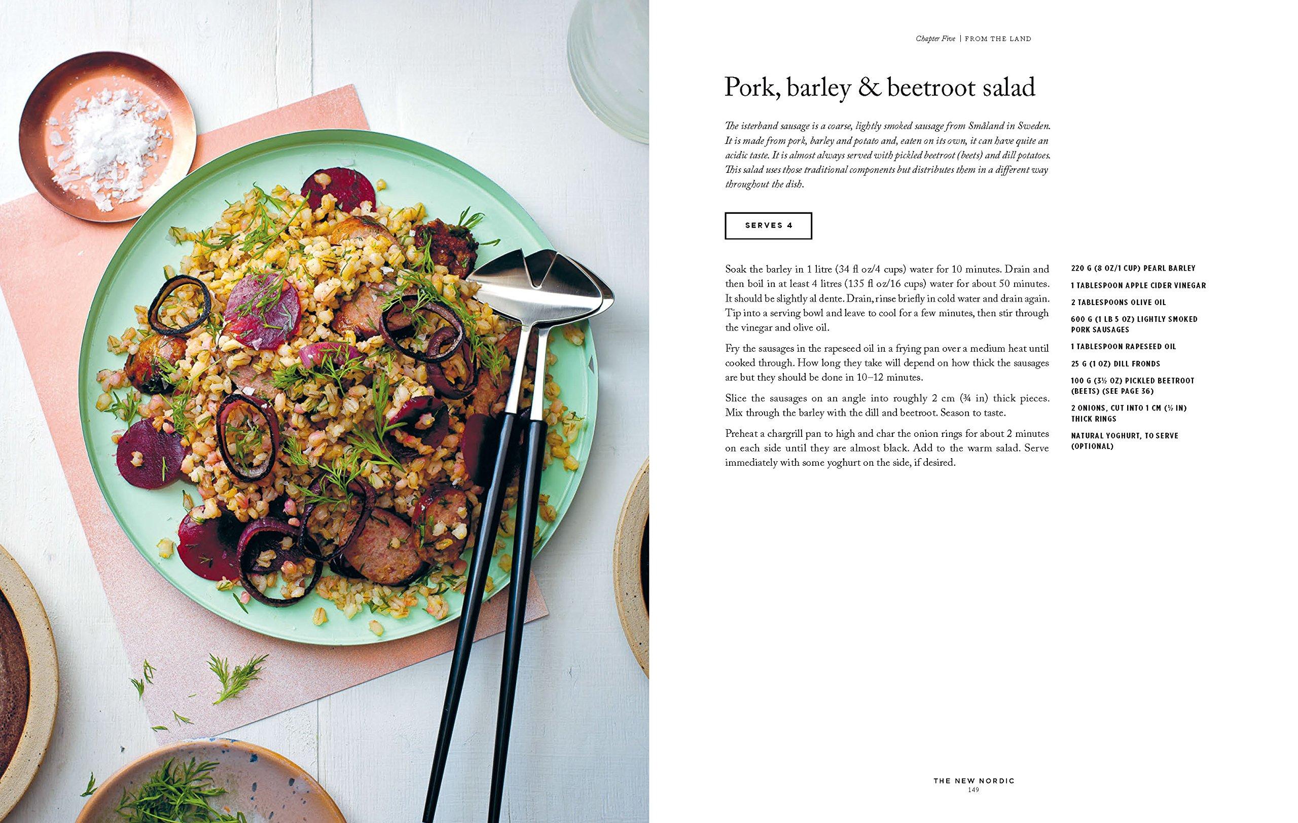 The New Nordic: Recipes From A Scandinavian Kitchen: Amazon: Simon  Bajada: Fremdsprachige B�cher